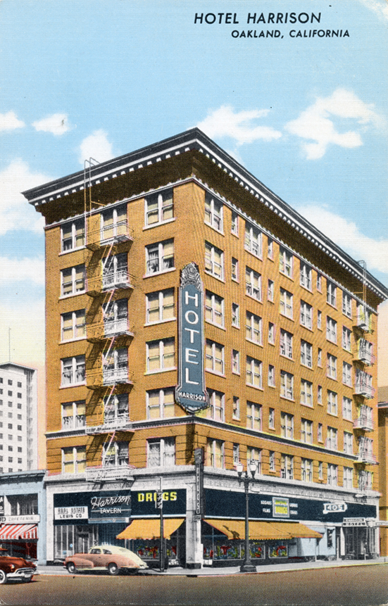 image of Hotel Harrison, Oakland, California